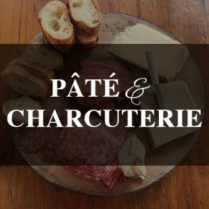 pate and charcuterie