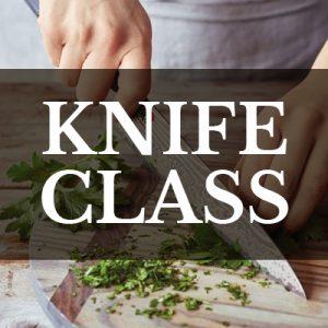 Knife Class