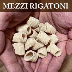 Mezzi Rigatoni