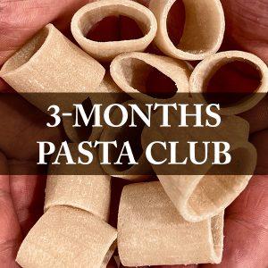 Pasta Club 3-Months