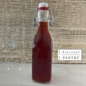 Seasonal Pantry Strawberry Vinaigrette