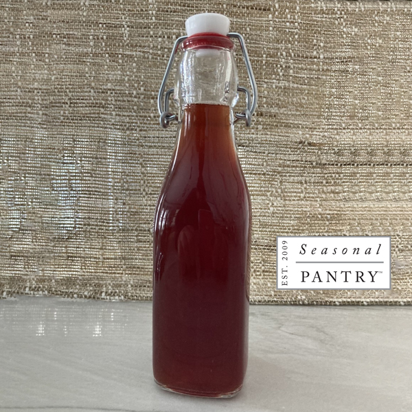 Seasonal Pantry Strawberry Vinaigrette
